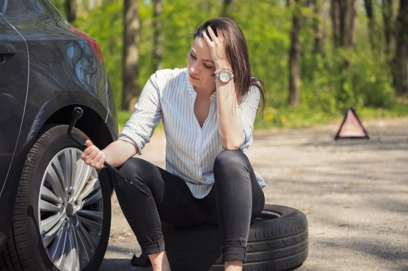 Tire Change or Repair