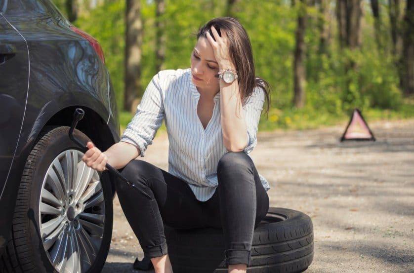 Tips on how to change a tire