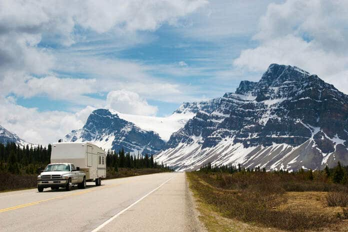 Tips For Towing A Travel Trailer